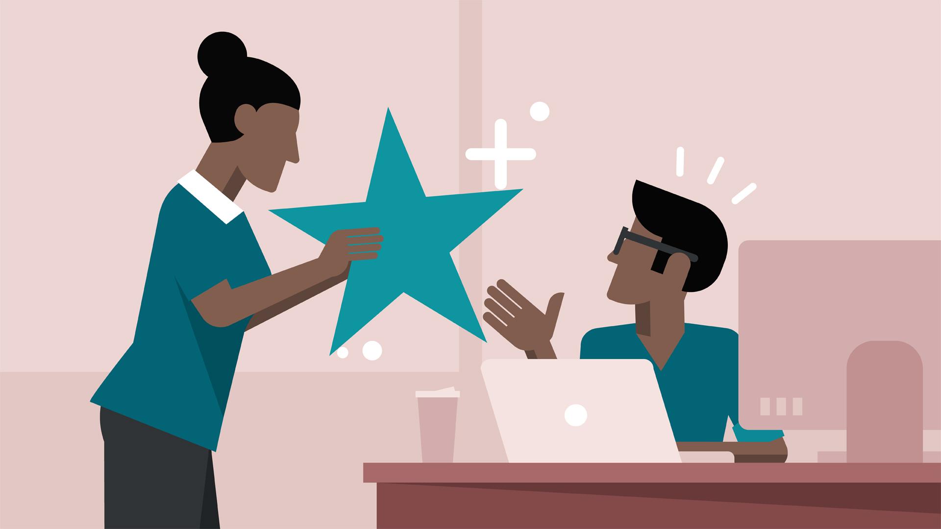 Lynda > Rewarding Employees